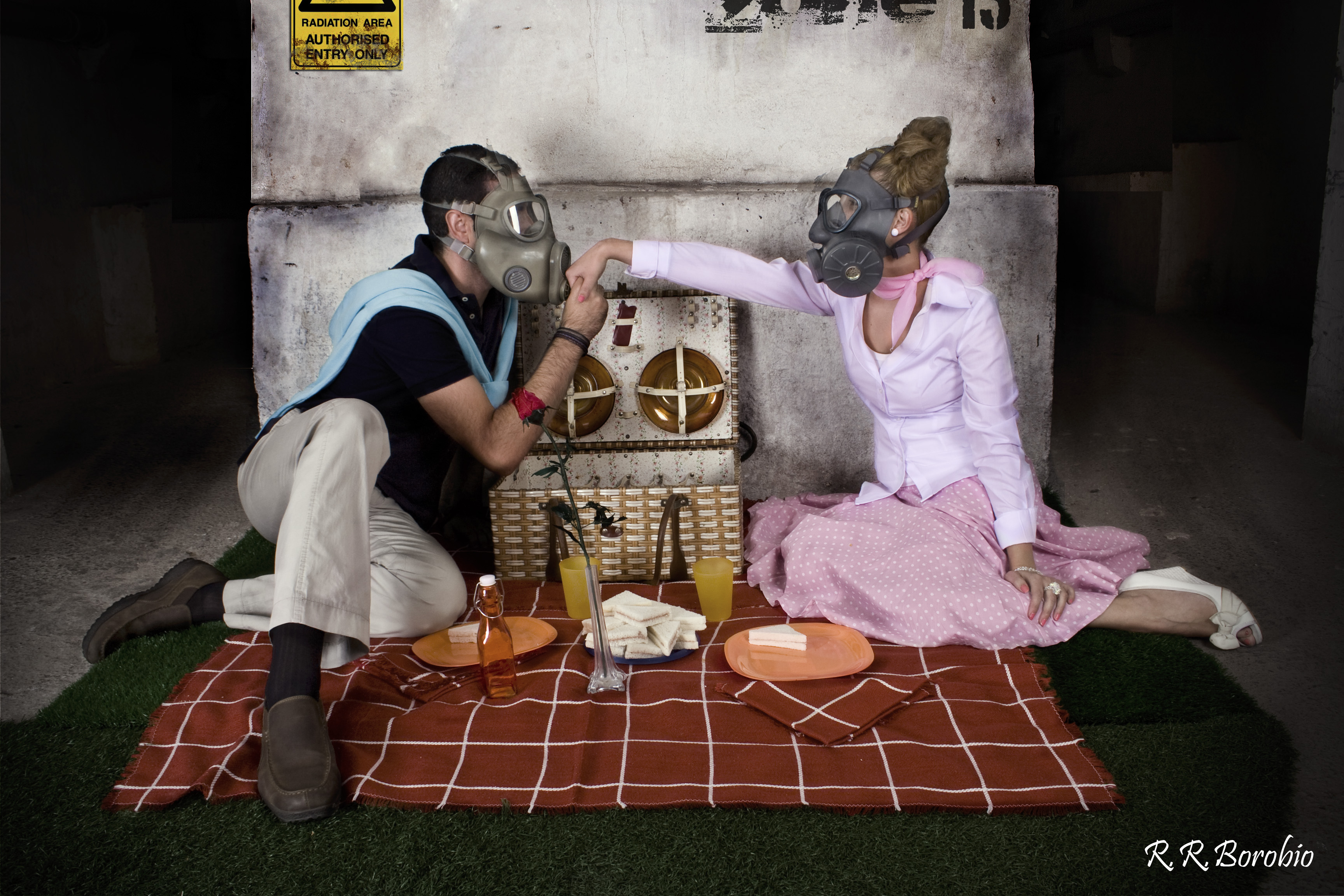 Picnic antinuclear - Beso