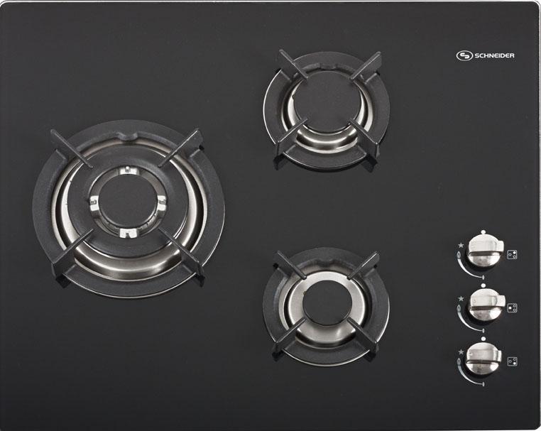 Placas de cocina schneider fotograf a de producto - Placas de cocina de gas ...