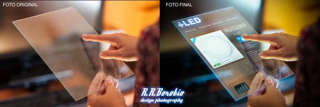 retoque imasled future 1024x342 - Fotografía de producto: Fotografía Promocional para www.imasled.es
