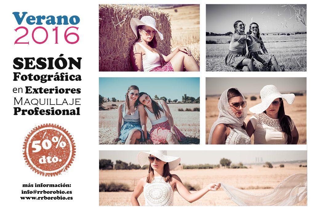 sesion exterior verano2016 web 1024x683 - Oferta verano 2016, sesión fotográfica en exteriores con maquillaje profesional