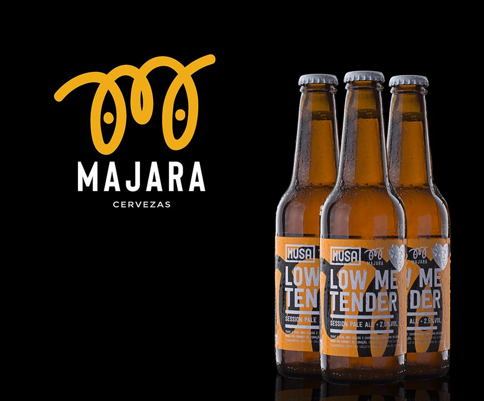 fotografía producto cervezas Majara